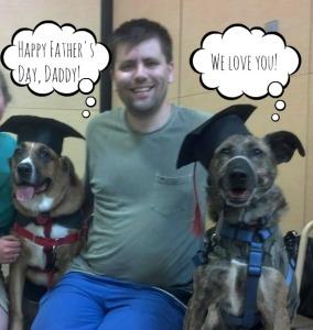 #fathersday, Father's Day, #happyfathersday, Happy Father's Day, #dogdad, #dogdaddy,