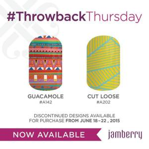 Guacamole, #Guacamolejn, Cut Loose, #CutLoosejn, #TBT, #tbt, #ThrowbackThursday, Throwback Thursday, nail wrap, nail wraps, manicure, jamicure, nail polish alternative, collectible, unicorn, Holy Grail,