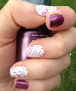 custom nail wrap, nail polish alternative, nail art, nail lacquer, nail polish