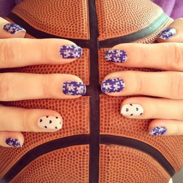 #UniversityofKentuckyJN, #mani, mani, #nailwrap, nail wrap, #manicure, manicure, #jamicure, #BBN, bbn, #BigBlueNation, Big Blue Nation