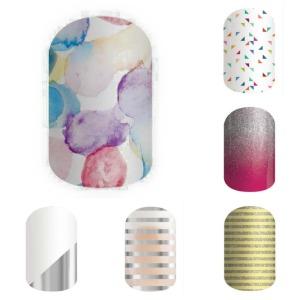 #SweetSplashJN, NinjaofNails.com, #CelebrateJN, #Berry SparklerJN, #BlingBlingJN, #MetallicSilverStripeJN,  #MirrorMirrorJN,  #SSE, #SistersStyleExclusive, Sisters' Style Exclusive, SSE, nail art, #nailart, nails, #nails, diy, #nodrytime, #new, #July2015, nail polish alternative, mani, manicure, #mani, #manicure