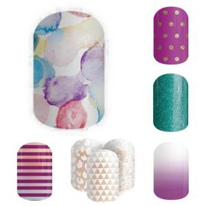 #SweetSplashJN, NinjaofNails.com, #IcyPeonyPolkaJN, #JadedJN, #OrchidOmbreJN, #LeoGeo&LaceJN, #ItsComplicatedJN, #nailwraps, #nails, #nailart, nail wraps, nail art, nails, nail polish alternative, #diy, diy, #jamberry
